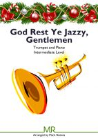 God Rest Ye Jazzy, Gentlemen - trumpet and piano