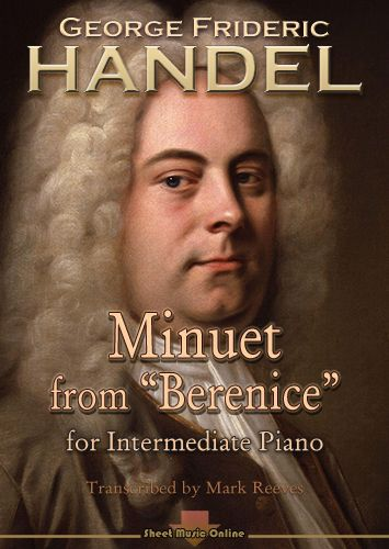 Minuet from Berenice by Handel